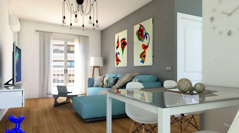 venta de pisos de nueva construcción en Arrecife