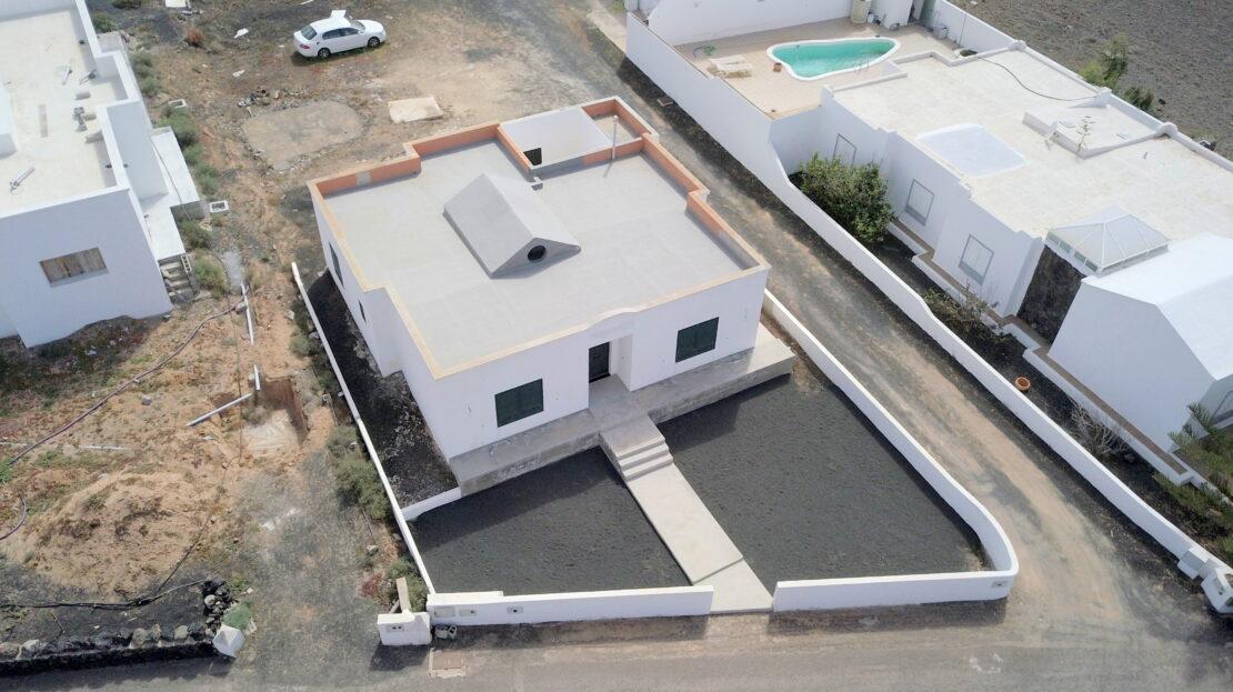 Venta de casa terrera en Muñique
