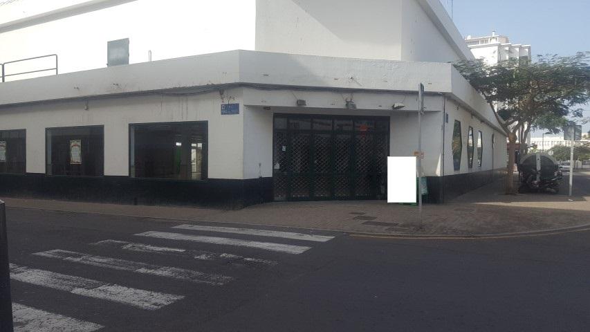 Alquiler local comercial en Arrecife