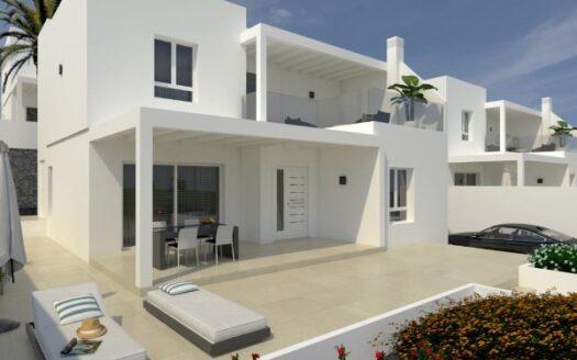 Venta de chalets de nueva construcción en Costa Teguise