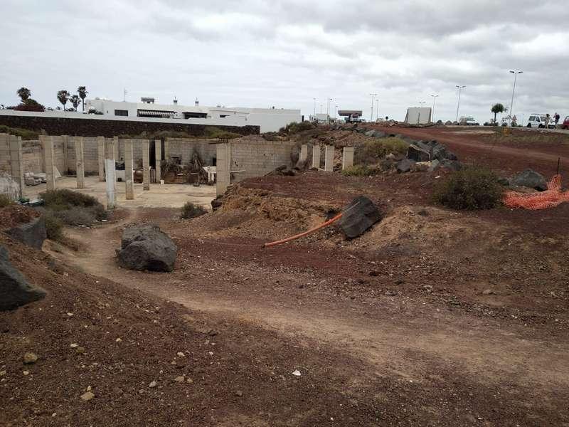 Venta de terreno en Playa Blanca