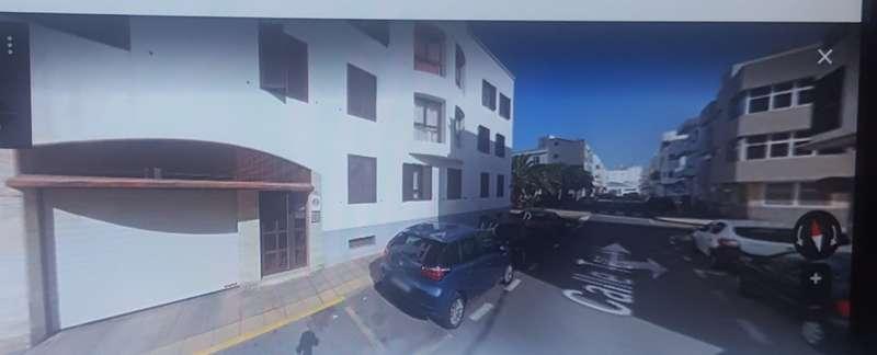 Alquiler de plaza de garaje en Arrecife