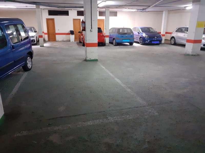 Venta plaza de garaje en Arrecife