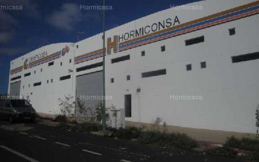 Alquiler nave industrial en Fuerteventura
